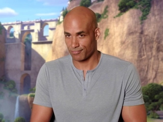 Ferdinand: Boris Kodjoe On His Character 'Klaus'