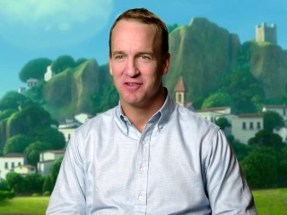 Ferdinand: Peyton Manning On His Character 'Guapo'