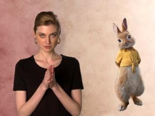 Peter Rabbit: Elizabeth Debicki On Her Character