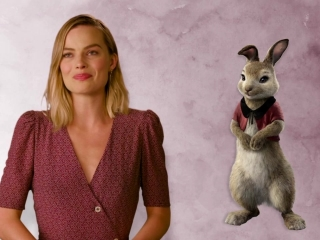 Peter Rabbit: Margot Robbie On Peter Rabbit's Character