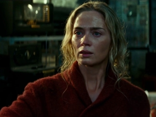 A Quiet Place (Big Game Spot)