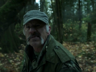 The X-Files: A Hunter Is Spooked In The Forest