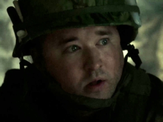 The X-Files: John James Fights In The War