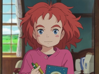 Mary And The Witch's Flower (Fathom Events Encore Trailer)