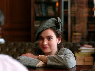 The Guernsey Literary And Potato Peel Pie Society (International Trailer)