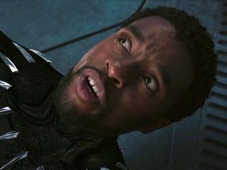 Black Panther: Hyperloop Fight