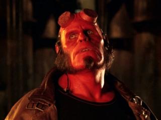 Hellboy 2020 cast