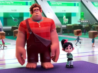 Ralph Breaks The Internet (Latin America Market Trailer 1 Subtitled)