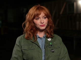 The Strangers: Prey At Night: Christina Hendricks On Her Character