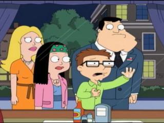 American Dad!: Season 4