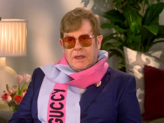 Sherlock Gnomes: Elton John On Producing The Film
