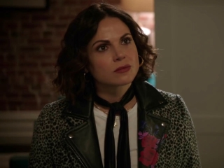 Once Upon a Time: Regina and Facilier