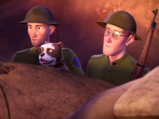 Sgt. Stubby: An American Hero (Trailer 2)