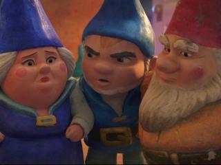 Sherlock Gnomes: Big Surprise