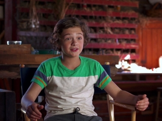 A Quiet Place: Noah Jupe On Working With Millie Simmonds