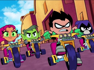Teen Titans Go! To The Movies (TV Spot)