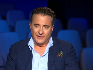 Book Club: Andy Garcia On What Attracted Him To The Film