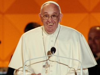 Pope Francis-A Man Of His Word: Making Peace