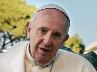 Pope Francis-A Man Of His Word: Escaping Consumerism
