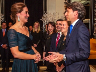 Always At The Carlyle: The Royals