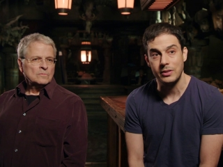 Solo: A Star Wars Story: Lawrence & Jon Kasdan On Working Together