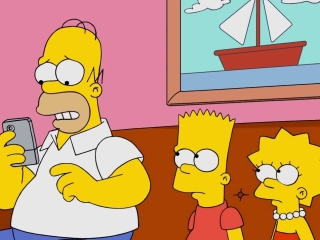 The Simpsons: Flanders' Ladder