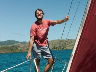 Adrift: Sailing
