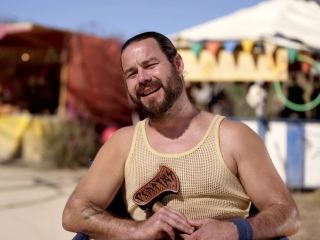 Action Point: Chris Pontius On His Role As 'Benny'