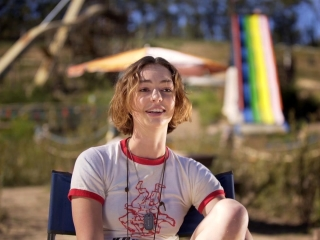 Action Point: Brigette Lundy-Paine On Her Initial Reaction To The Script