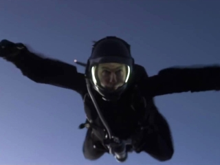 Mission: Impossible-Fallout: HALO Jump Stunt Behind The Scenes (Featurette)