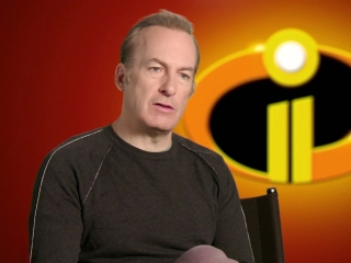 Incredibles 2: Bob Odenkirk On His Character