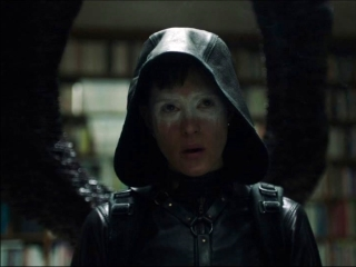 Girl In The Spider's Web, The (Clean Trailer)