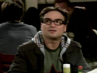 The Big Bang Theory: The Luminous Fish Effect