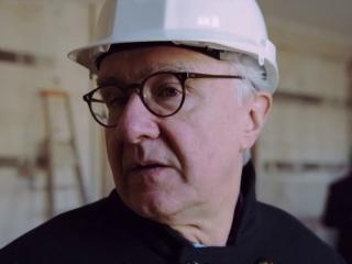 The Quest Of Alain Ducasse: Construction Kitchen