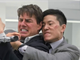 Mission: Impossible-Fallout: Bathroom Fight