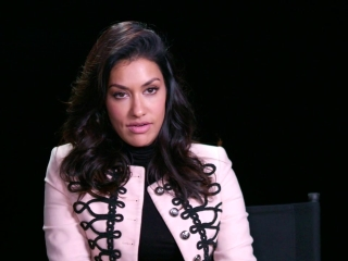 Blindspotting: Janina Gavankar On The Script