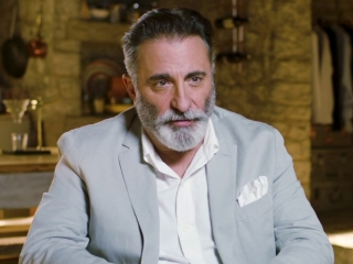 Mamma Mia! Here We Go Again: Andy Garcia on His Character
