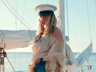 Mamma Mia! Here We Go Again: Bill And Donna Sing 'Why Did It Have To Be Me' On His Boat