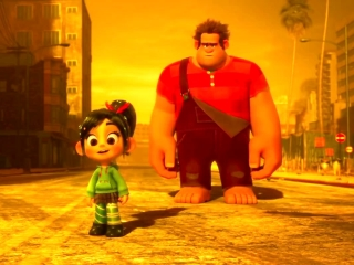Ralph Breaks the Internet (Sneak Peek)