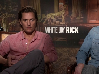 White Boy Rick: Matthew McConaughey & Yann Demange On Relating To The Power Of Family