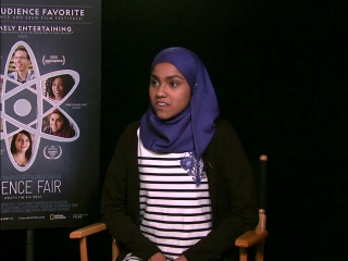 Science Fair: Kashfia Rahman On What Science Fair Means For Her