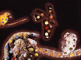 Kusama: Infinity: Art Therapy Collage