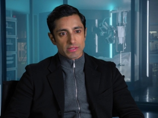 Venom: Riz Ahmed On Director Ruben Fleischer