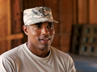Indivisible: Jason George On Indivisible Being A 'Love Letter' To The Troops