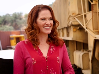 Indivisible: Sarah Drew On What Drew Her To The Story