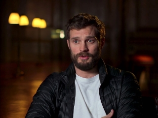 A Private War: Jamie Dornan On What This Film Is About