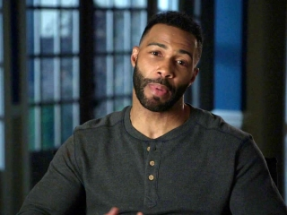 Nobody's Fool: Omari Hardwick On Frank's Backstory
