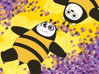 We Bare Bears: Beehive