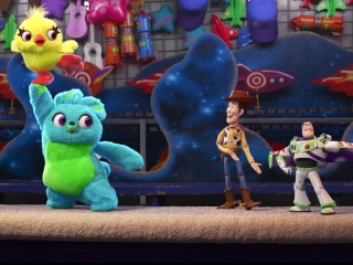 Toy Story 4: Booth (Teaser Trailer)