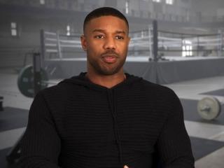 Creed II: Michael B. Jordan On Making A Sequel